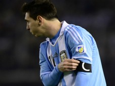 Messi Argentina - Colombia