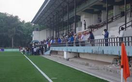 Duler stadium in Goa