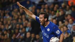 Team of the Week | Christian Fuchs Leicester City