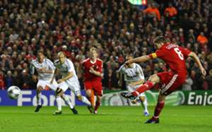 Liverpool - Real Madrid 2009