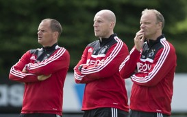 Frank de Boer, Jaap Stam, Dennis Bergkamp, Ajax