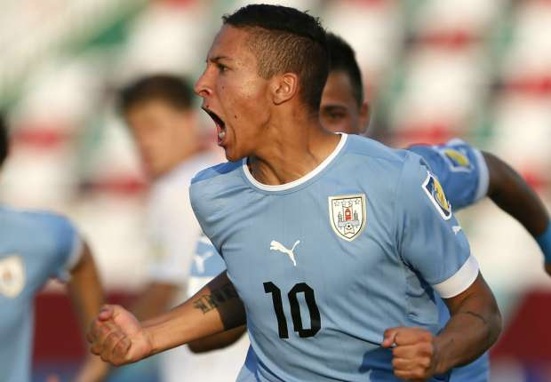 Kevin Mendez Uruguay Under 17
