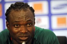John Mensah Black Stars Ghana