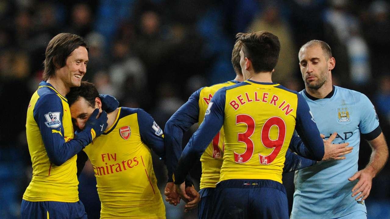 Arsenal Manchester City | Premier League