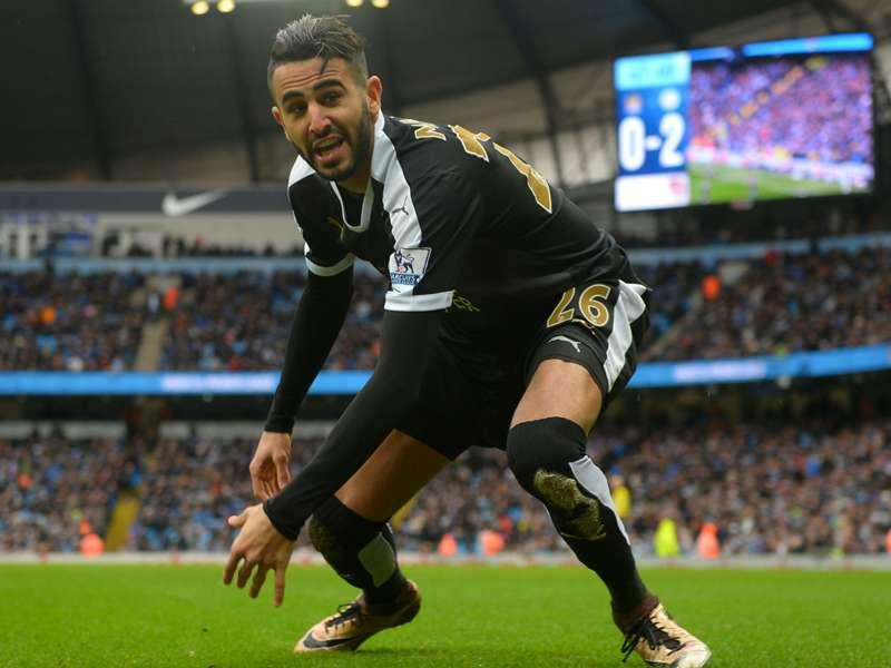 Leicester, Ranieri avertit Mahrez à propos du Barça