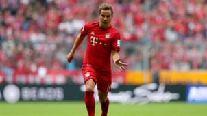 Mario Gotze Bayern