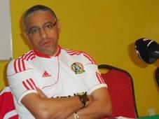 Kenya coach Adel Amrouche