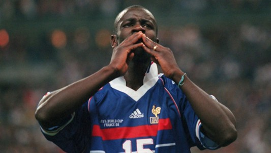 Ultimate European Championship XI | Lilian Thuram