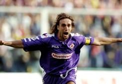 Fiorentina's Gabriel Batistuta 1998-99