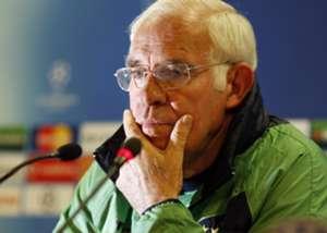 Former Spain coach Luis Aragones