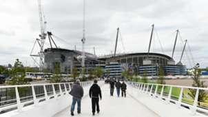 Manchester City Etihad Stadium Premier League 24052015