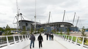 Manchester City Etihad Stadium Premier League 24052015