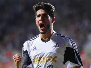 Europa League - Swansea City v Malmo, Alejandro Pozuelo