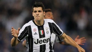 HD Alvaro Morata Juventus