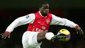 Eboue, Arsenal