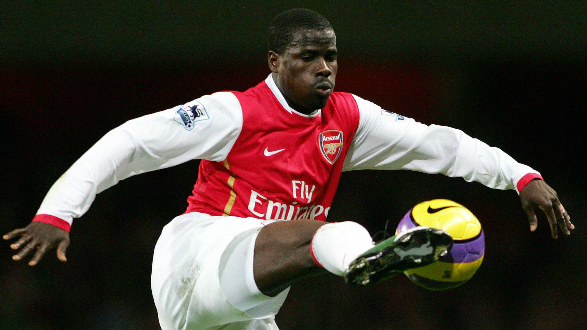 Eboue, Arsenal