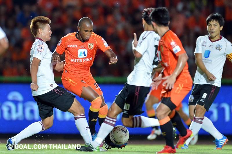 Ratchaburi Mitrphol FC - Police United FC - Thai Premier League