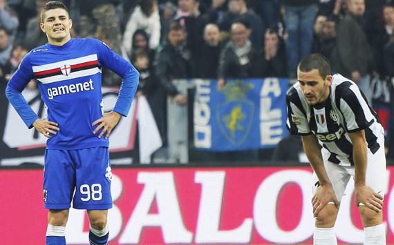 Mauro Icardi - Juventus-Sampdoria - Serie A