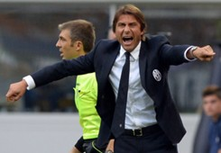 Antonio Conte - Inter-Juventus - Serie A 14/09/2013
