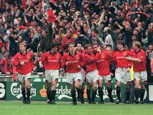 Manchester United 1997