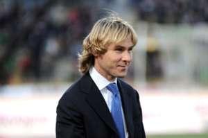 Juventus board member Pavel Nedved