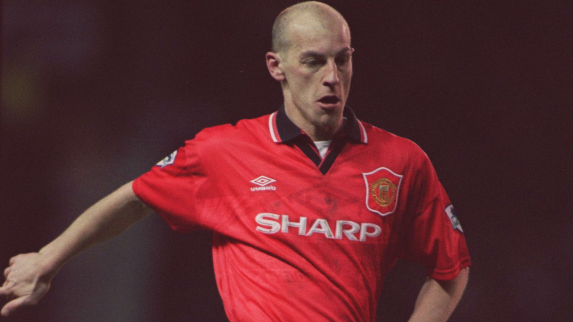 William Prunier Manchester United