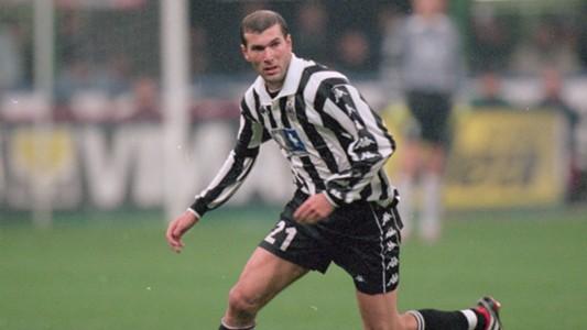 Zinedine Zidane, Juventus