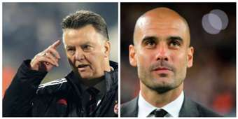 Van Gaal-Guardiola