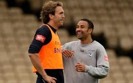 Ljubo Milicevic - Melbourne Victory - A-League