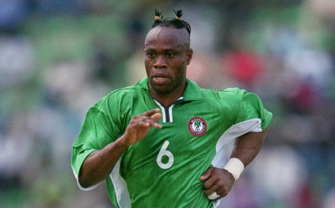 Taribo West - Nigeria (2001)