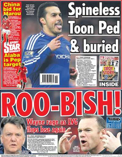 The Star on Sunday Feb 14