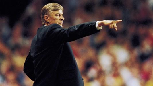 Arsene Wenger | Arsenal | 2001