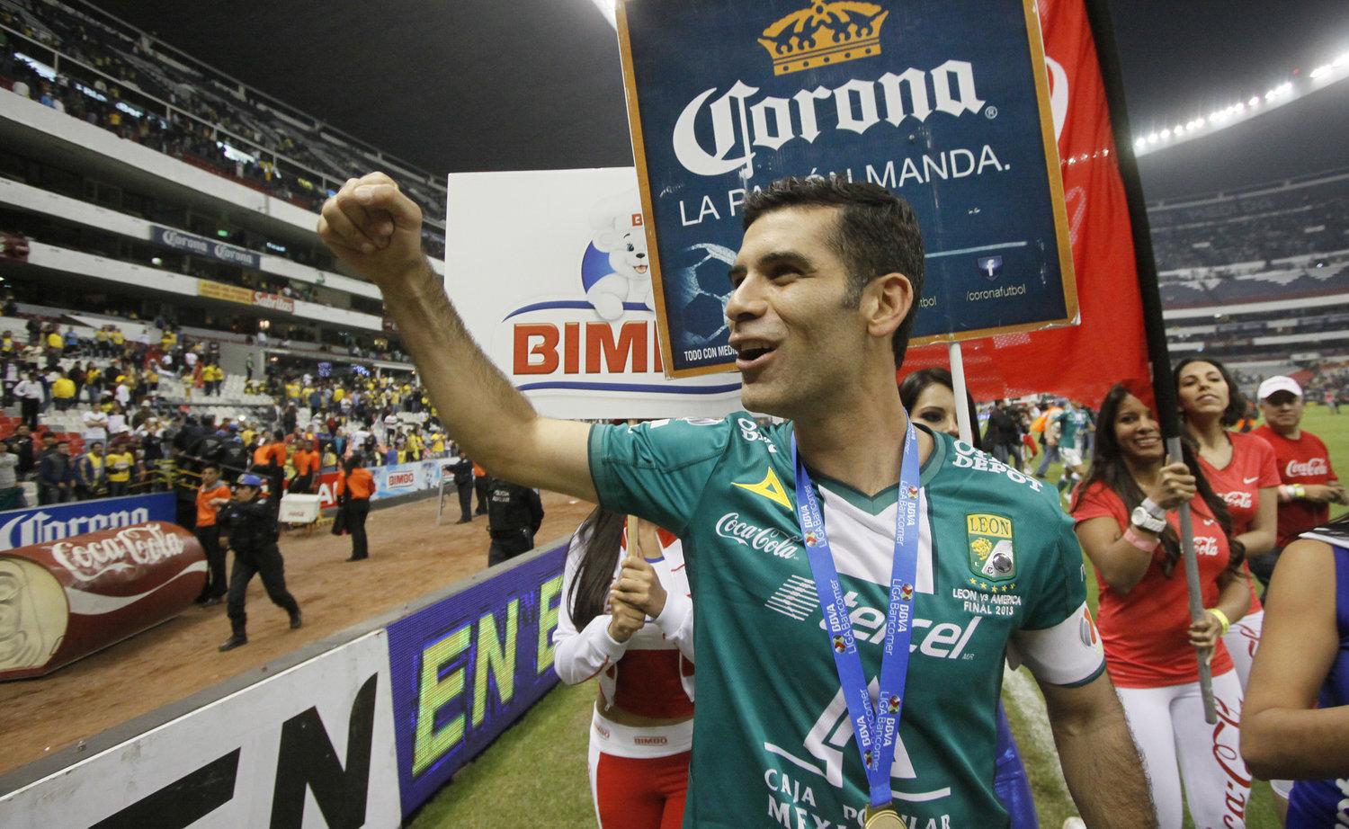 Rafa Márquez no fue al Real Madrid por culpa de Ronaldo