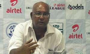 Subhash Bhownick Sporting Clube de Goa vs Churchill Brothers SC I-League