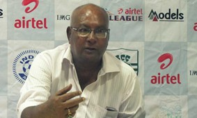 Subhash Bhownick Sporting Clube de Goa vs Churchill Brothers SC I-League
