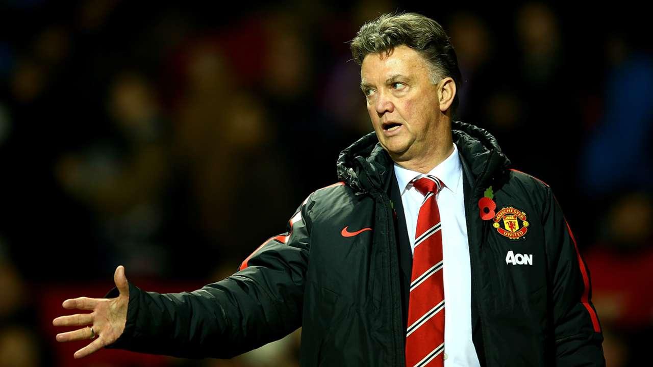 Louis van Gaal   Manchester United   Premier League   081114