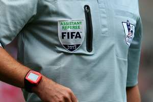 FIFA , Referees - Assistant Referee - wristwatch