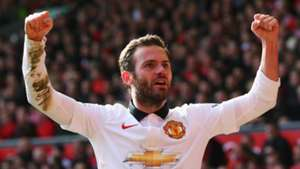 Juan Mata | Liverpool 1-2 Manchester United
