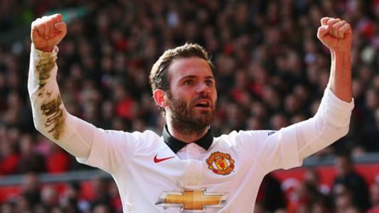 Juan Mata   Liverpool 1-2 Manchester United