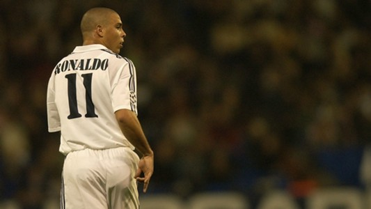 Ronaldo Real Madrid 2002
