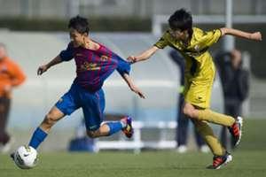 Lee Seung Woo - Barcelona