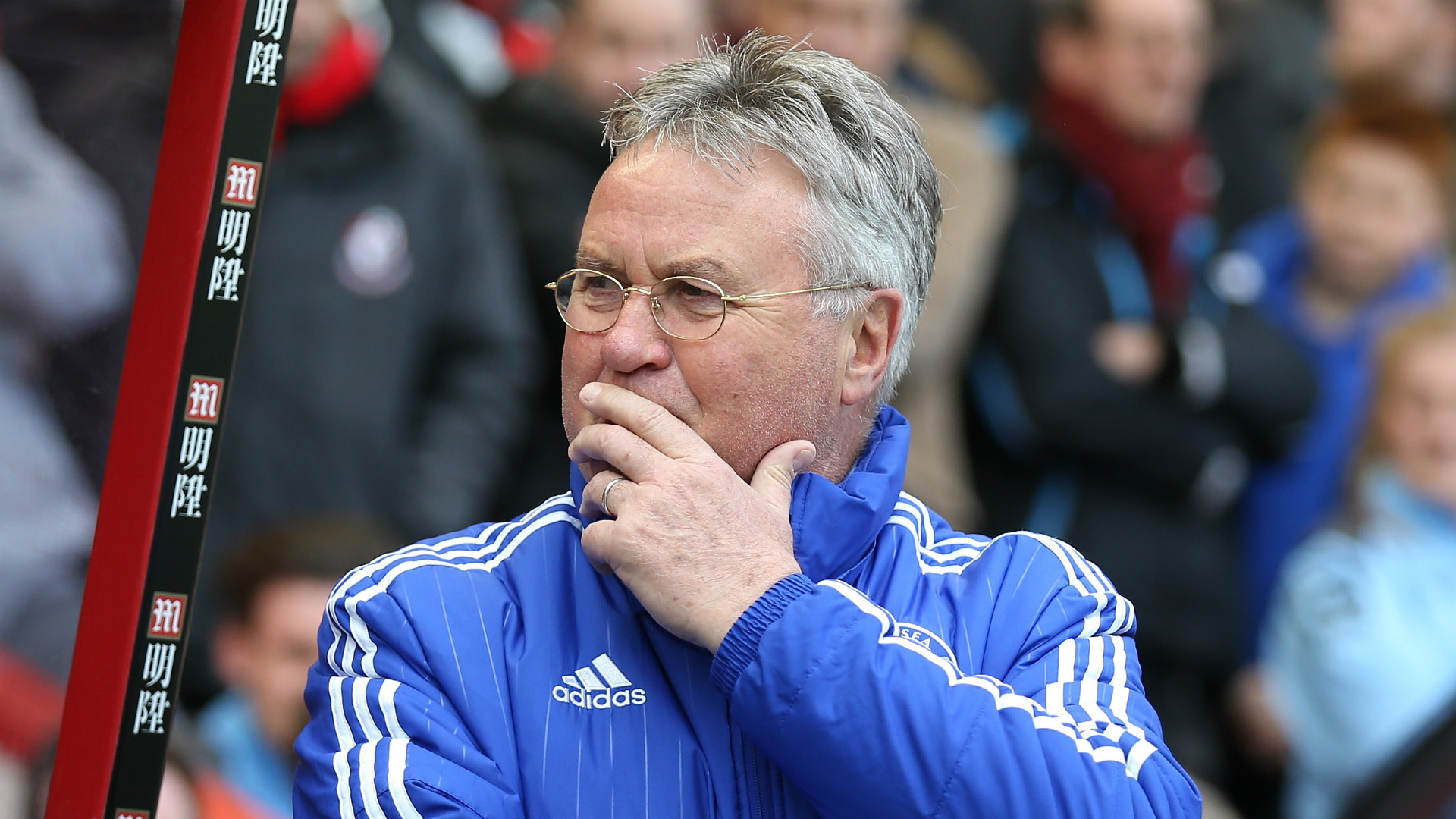 HD Guus Hiddink Chelsea