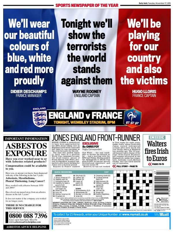 European Newspaper Review   Daily Mail