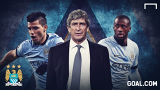 Manchester City pre-season gallery cover