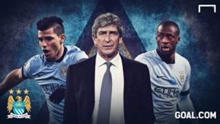 Manchester City pre-season gallery cover