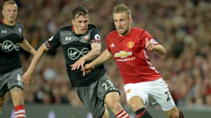 Premier League Team of the Week Luke Shaw
