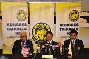 FAM Congress-Tunku Abdullah, Dato' Mokhtar, Datuk Afendi