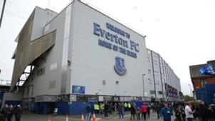Goodison Park Everton Premier League 24052015