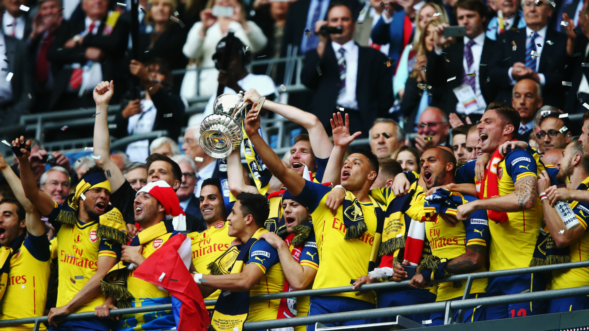 Arsenal aston villa fa cup final 30052015 - Italian league fixtures and table ...