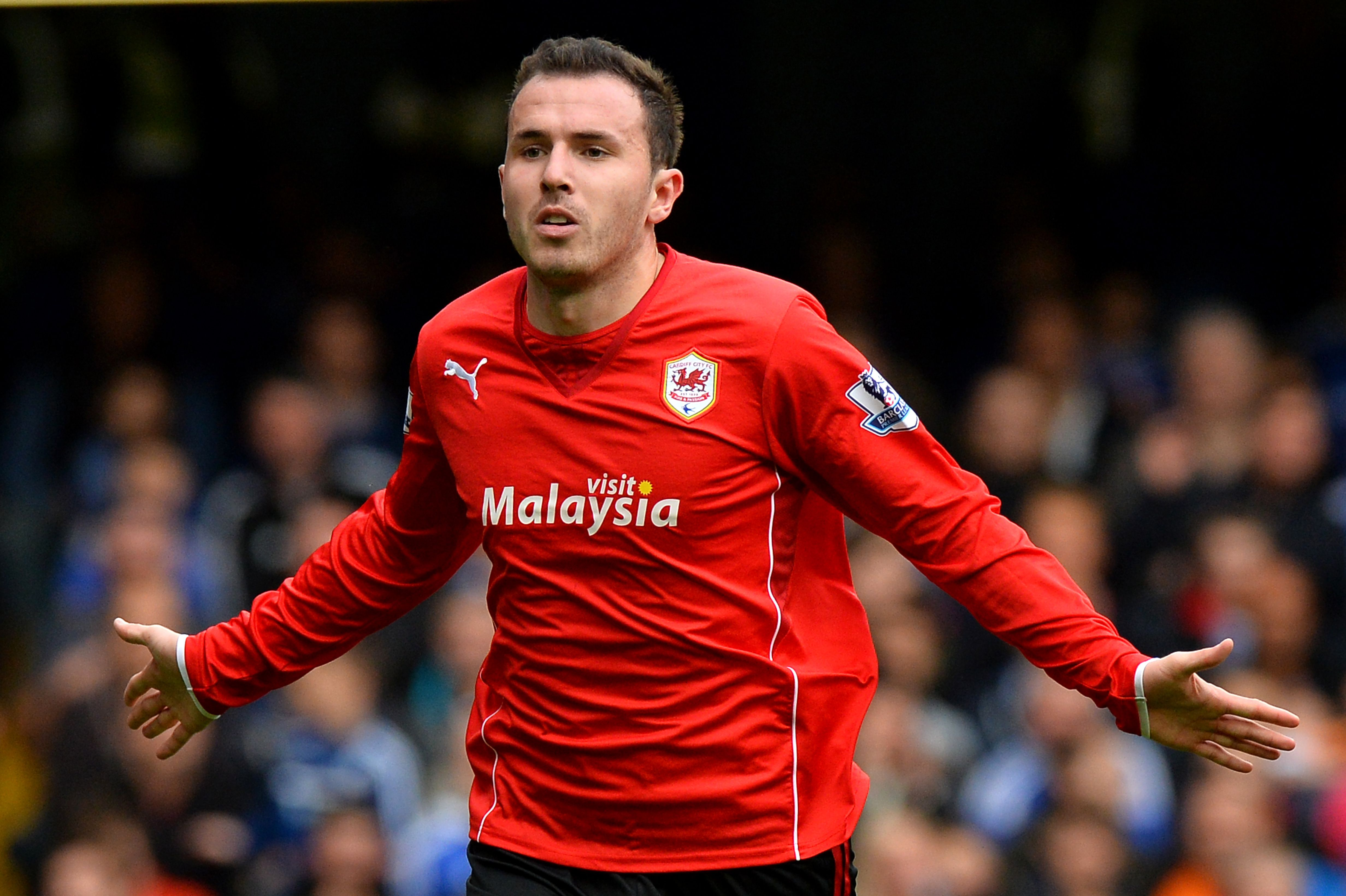Cardiff City's Jordon Mutch
